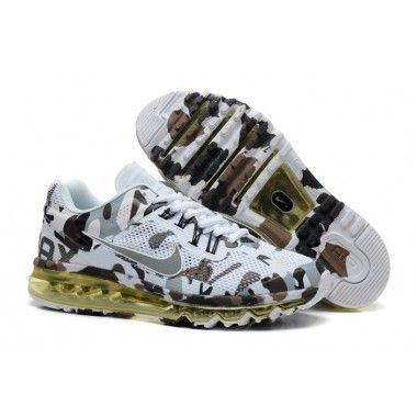 Kids Air Max 2013 Shoes Online Camo White Grey | Kids shoes online ...