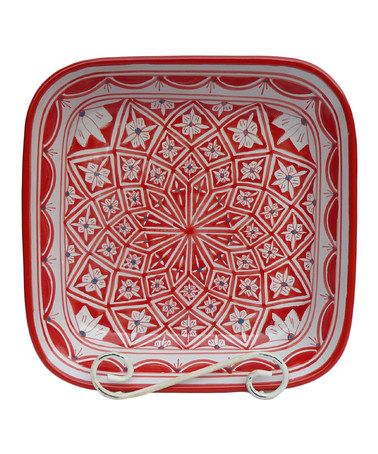 Take a look at this Le Souk Ceramique Nejma Serving Bowl by Le Souk Ceramique on #zulily today!