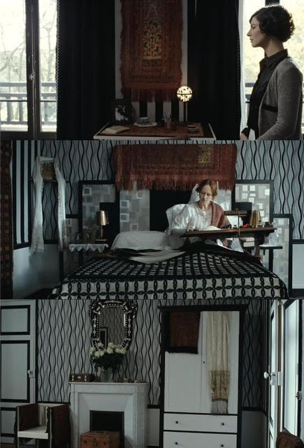 "Chanel Movie House Interiors | The Villa ""Bel Respiro"" In Garches"