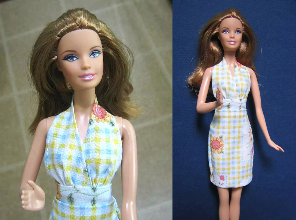 10 Free Sewing Patterns For Barbie Clothes Sewing Barbie Clothes Barbie Clothes Patterns Barbie Sewing Patterns