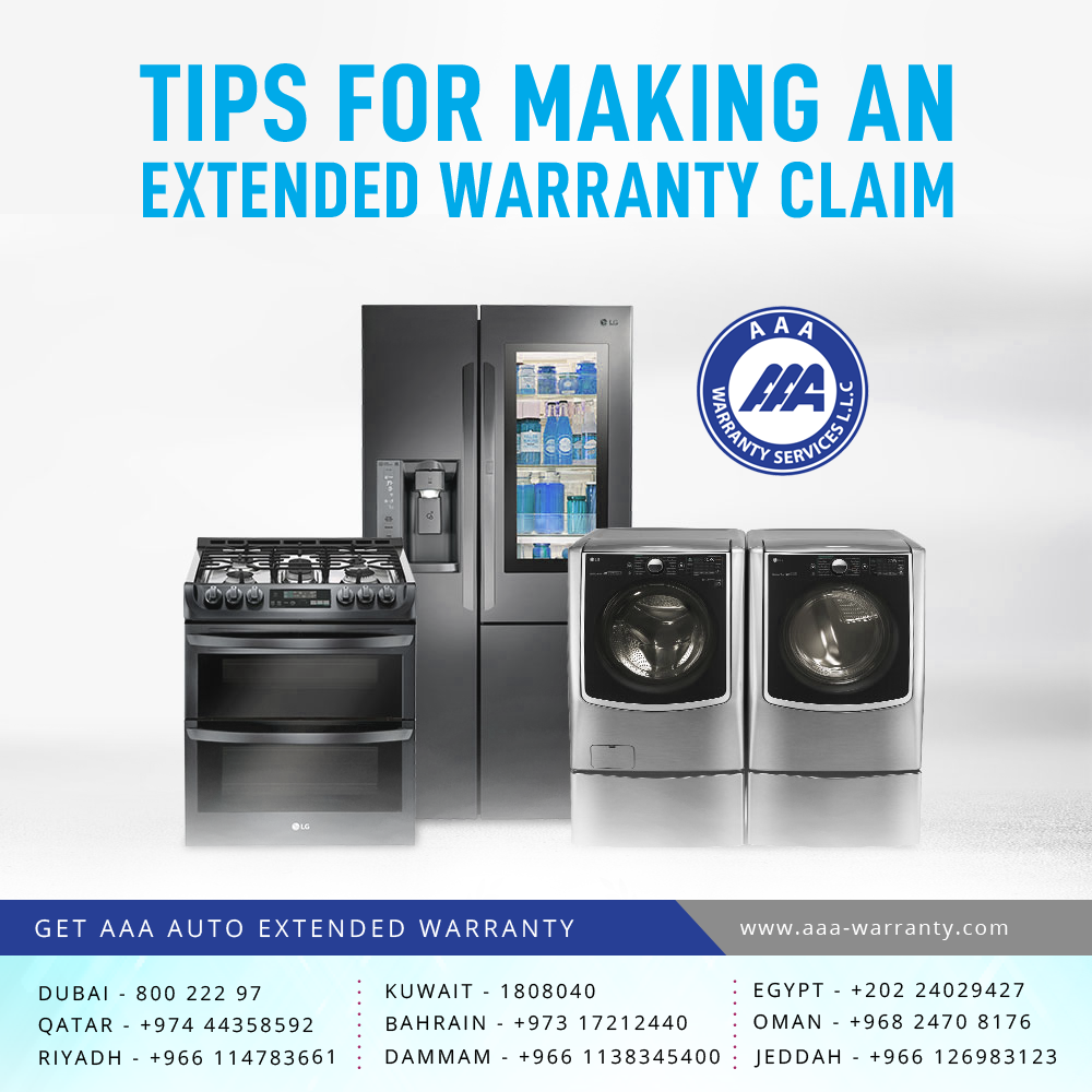 Tips For Making An Extended Warranty Claim Ensure You Get The