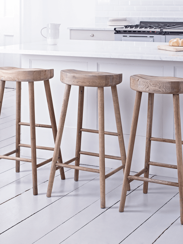 Weathered Oak Bar Stool Wooden Bar Stools Oak Stool Oak Bar Stools