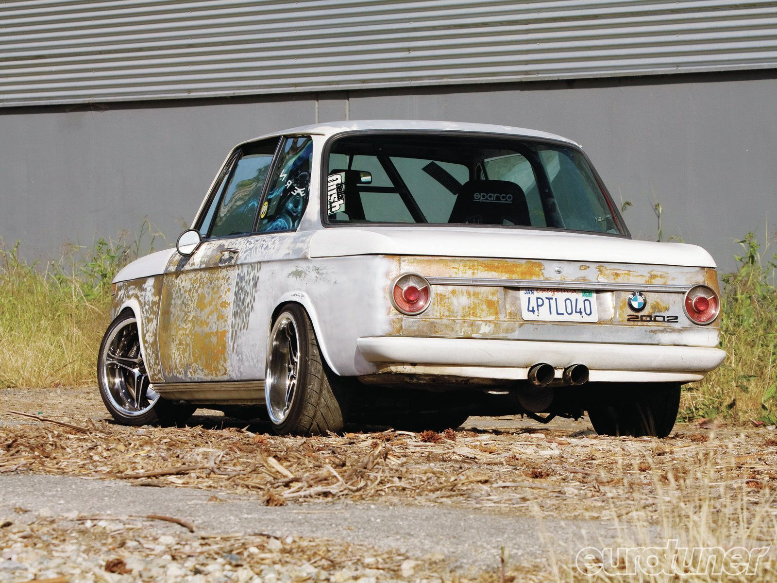 A day spent carving corners in a tweaked bmw 2002 bmw bmw 2002 and cars
