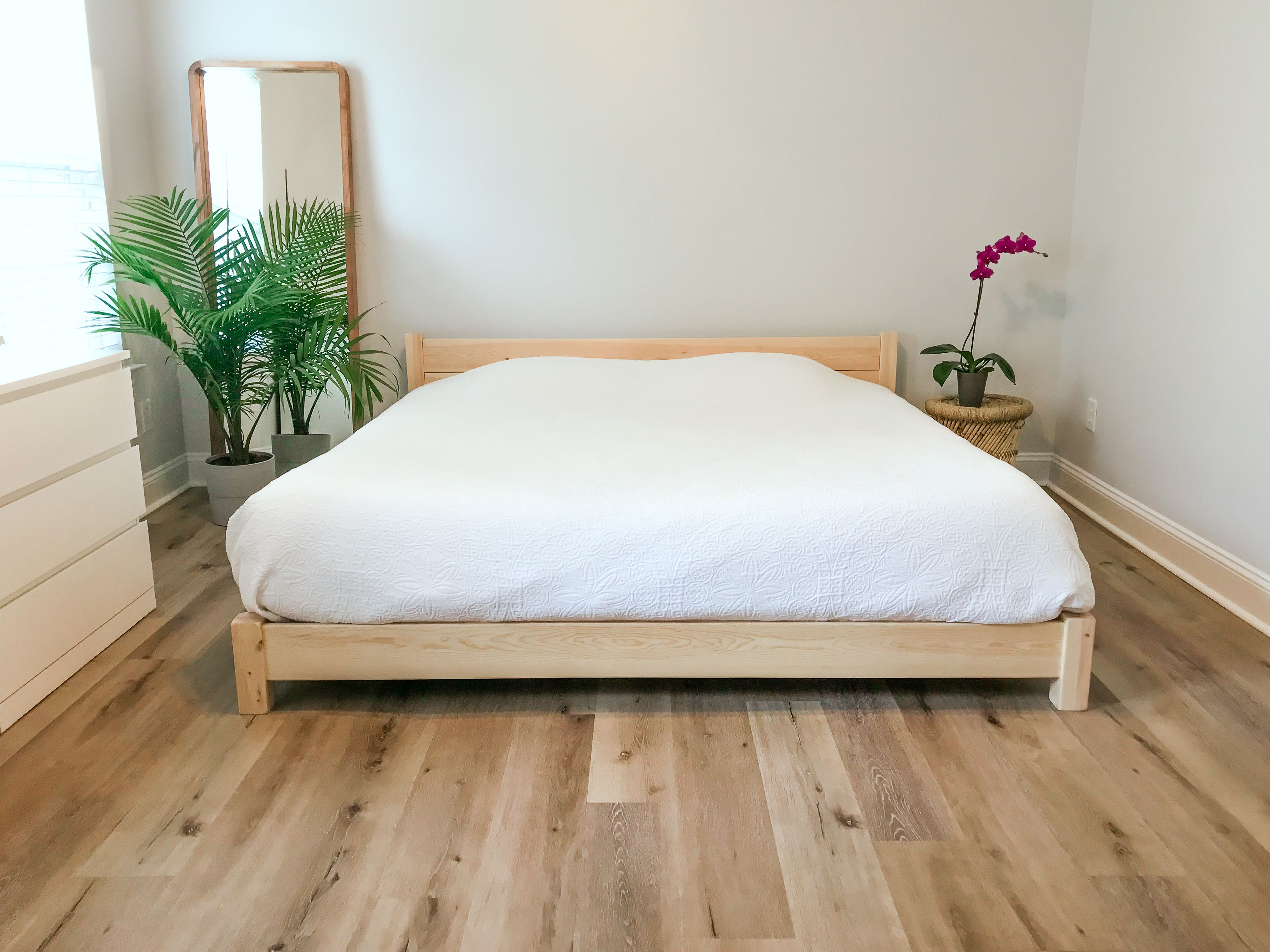 Low Oriental Bed Bed Bed Frame Low Bed