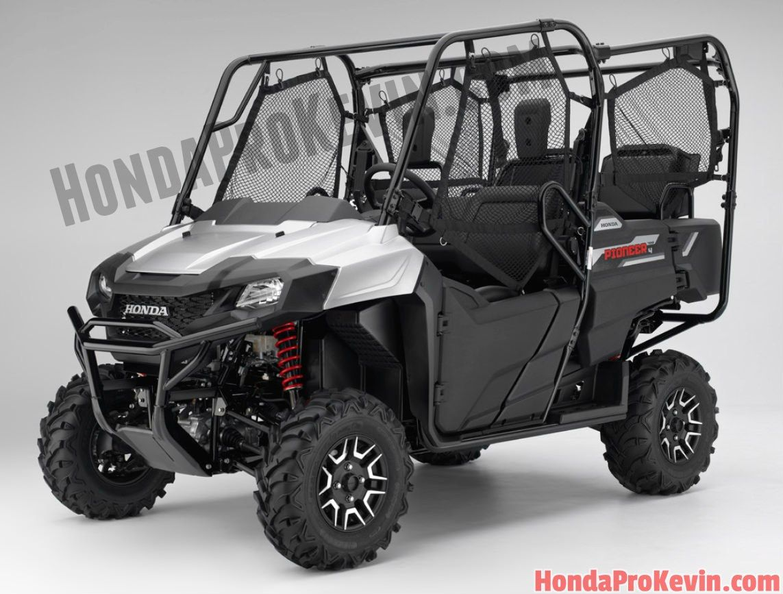 New 2017 Honda Pioneer 700 500 Review Of Model Changes Just Released Honda Atv 2016 Honda