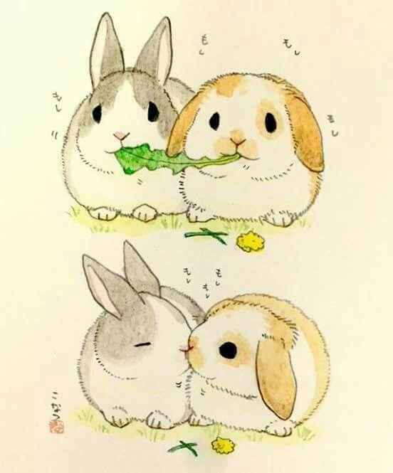 Sweet dreamstime rabbit zeichnungen tiere zeichnen und malerei - Hase zeichnen ...