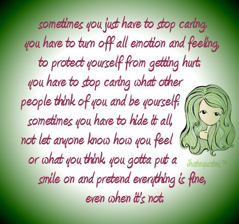 Quotes About Hurting Others Feelings | Quotes About Being ...  Quotes About Hu...
