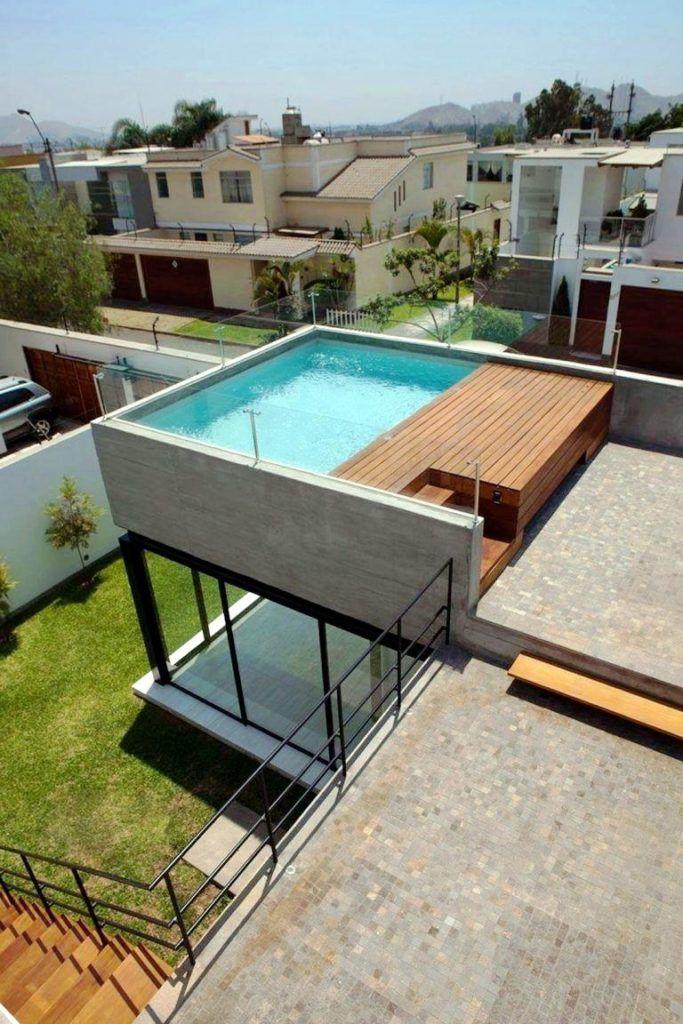 Pool auf dem Dach Design-Ideen – Ideen Pool