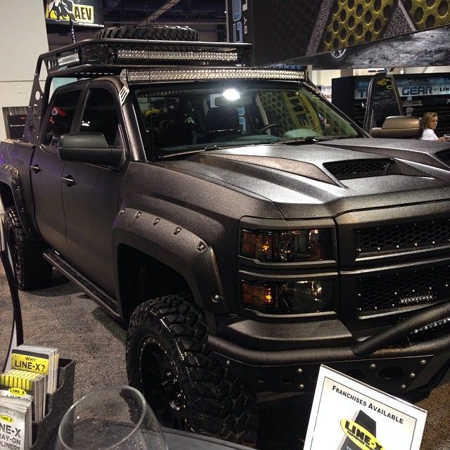 Build A Truck Ford: #WhatTheDuck! #LINEX Truck Custom Build For CEO Of Duck