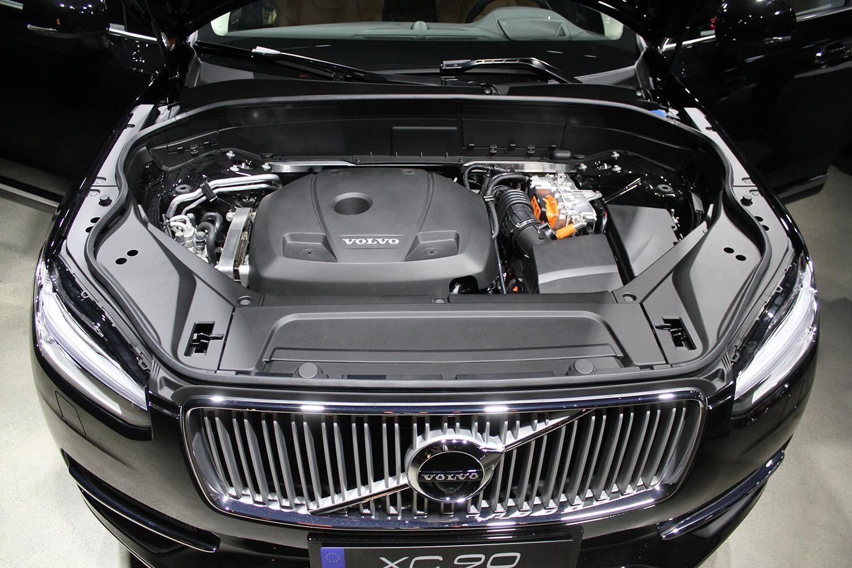 Volvo Xc90 2018 Price Engine Specifications Topsspeed Com