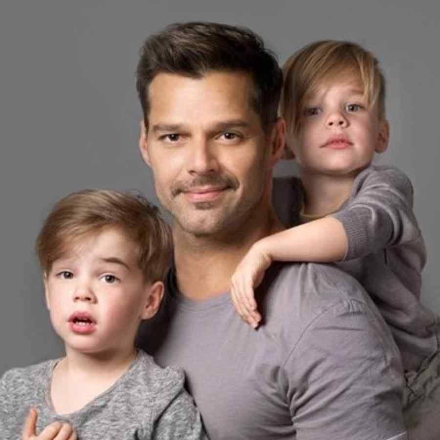 Pin By Mariana P On Children Ricky Martin Ricky Martin Sons