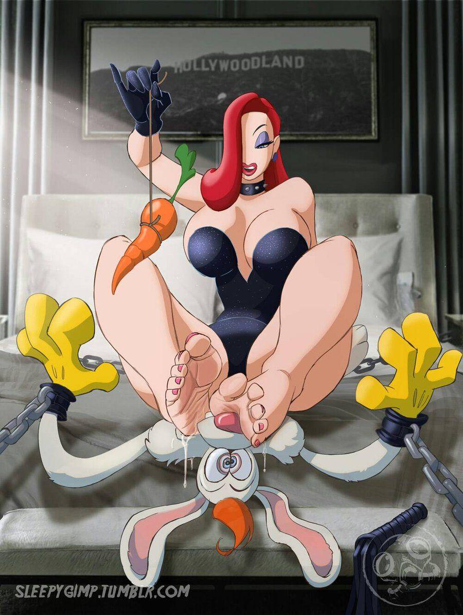 Her hentai rabbit roger