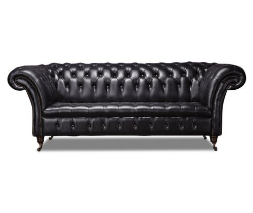Collingwood 3 Seater Chesterfield Sofa Chesterfields Britannia ...