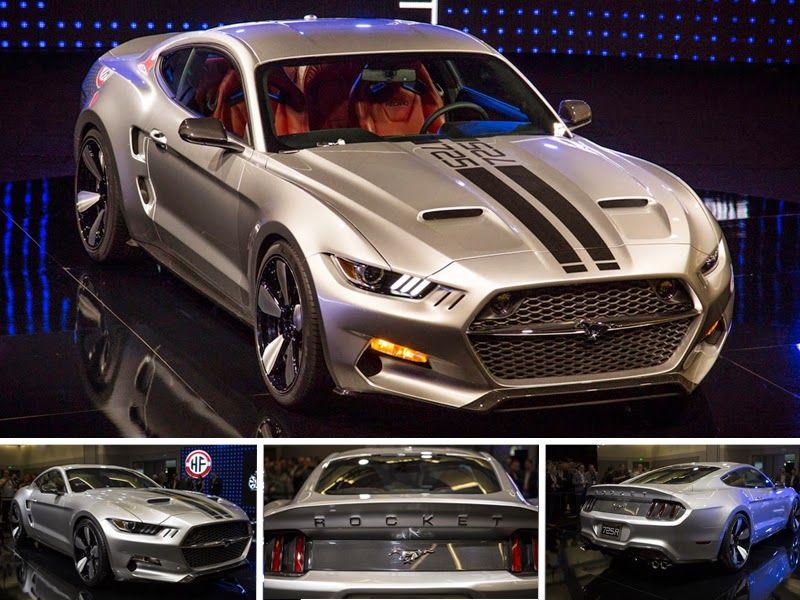 725hp Mustang Mustang rocket, Ford mustang rocket, Mustang