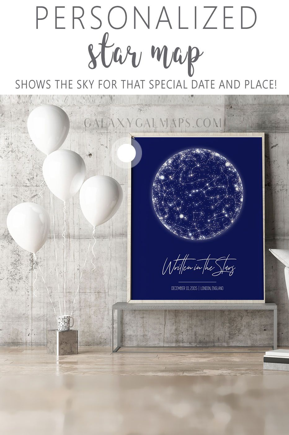 Night Sky Map For That Special Date Home Decor Gift Ideas Gold Foil Custom Lunar Phases Jedi Art Sagittarius Star Map Constellation Print Huge Wall Art