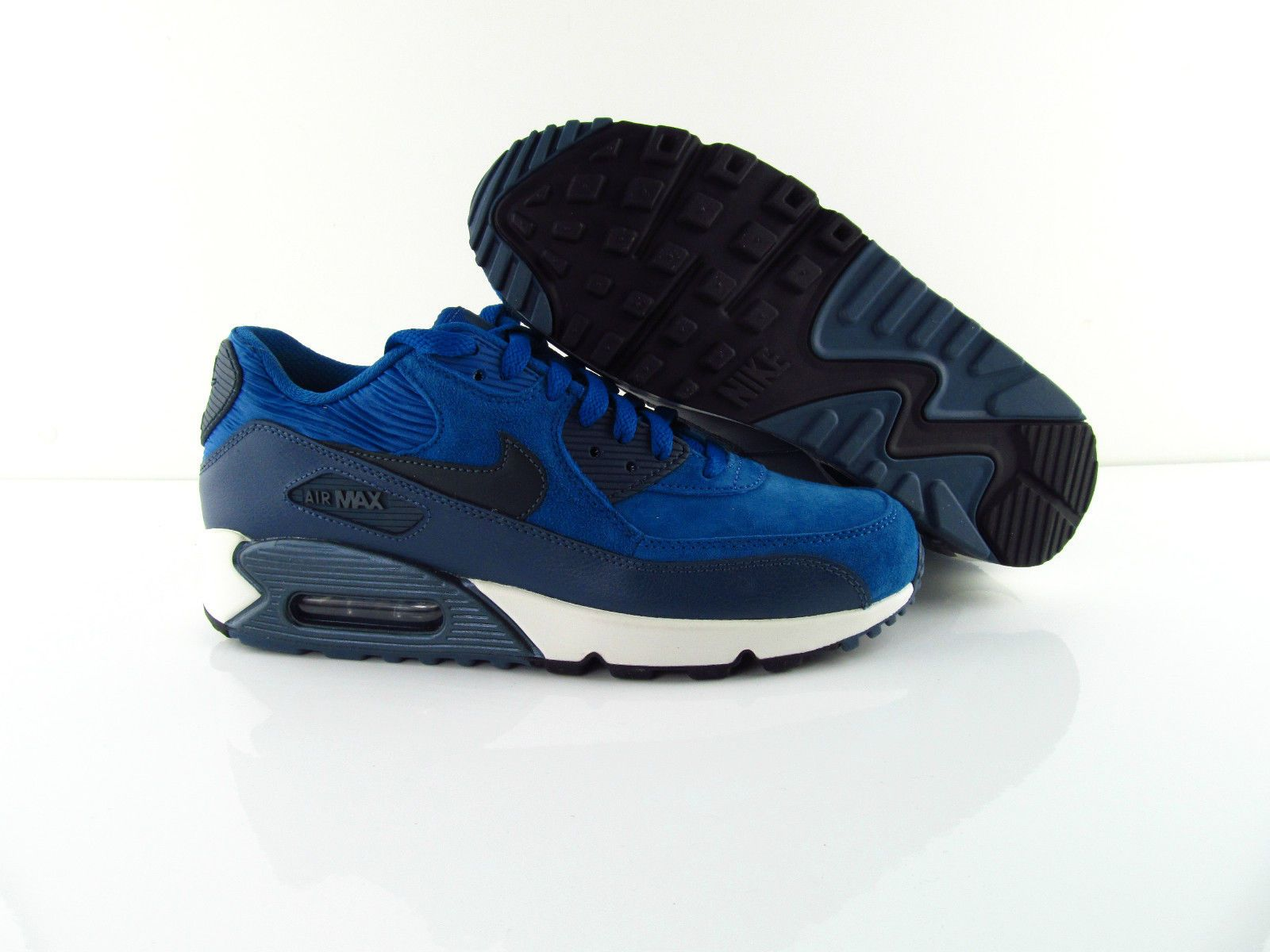 nike air max 90 size 5 blue