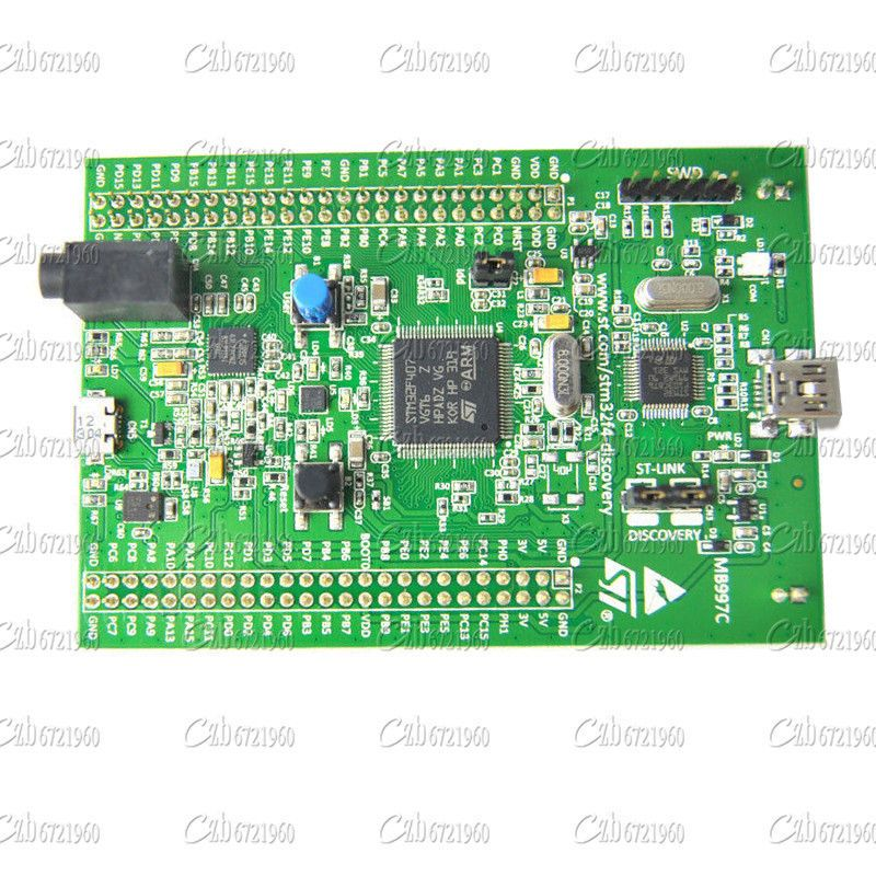 Stm32f4 Discovery Stm32f407 Cortex-m4 Development Board Module st