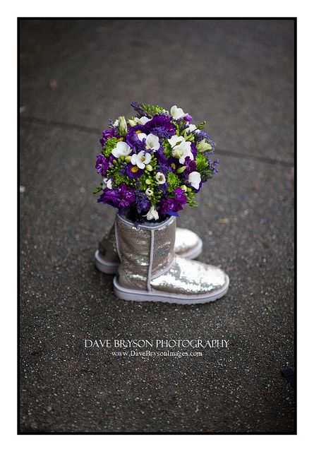 Bouquet and Boots