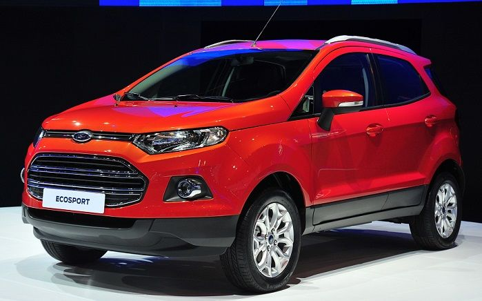 Ford Ecosport Price Slashed By Up To Rs 1 12 Lakh Ford Ecosport