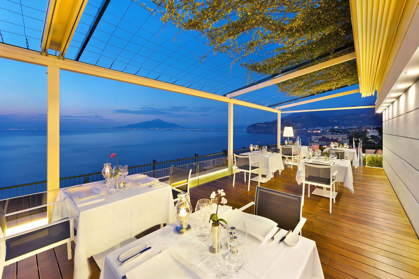 Terrazza Vittoria Ristorante - Hotel Continental Sorrento | We ...