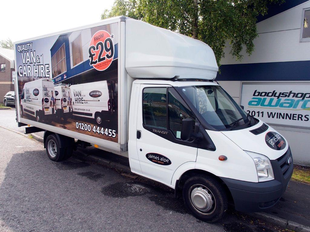 Car van hire clitheroe vans car hire low cost cars