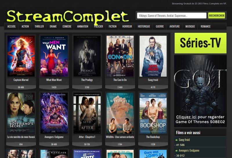 Stream Complet Film Complet En Version Francaise Films Complets Film Film Streaming
