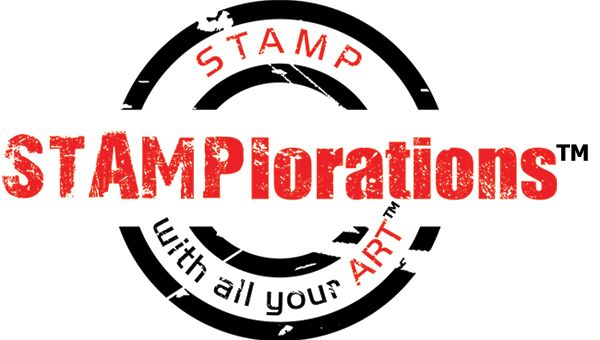 STAMPlorations™ Blog June Theme - Stamps and Celebration #decemberchallenge