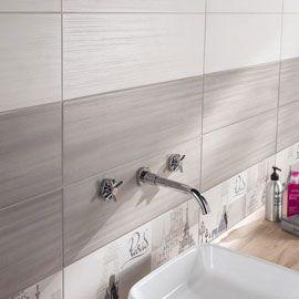 Carrelage mural odazzi blanc 20 x 60 cm sdb en 2019 home decor bathtub et bathroom - Castorama carrelage salle de bain ...