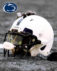 Football Pictures To Buy At Penn State Photo Store Football Helmets Football Penn State Football