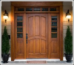 Entrance Doors With Sidelights | Entry Doors With Sidelights