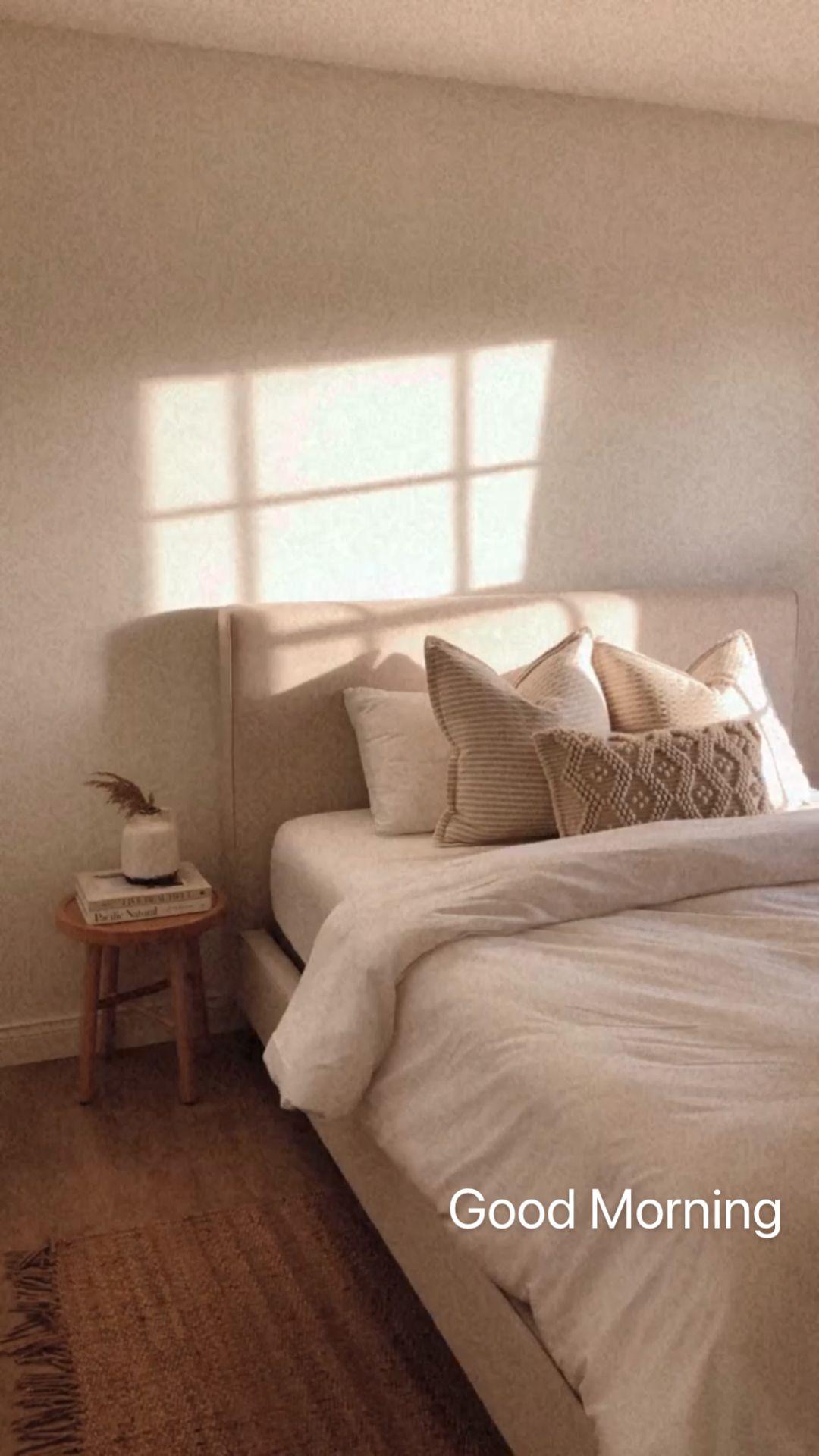 99+ Minimalist Bedroom Vibes Good Morning ☀️