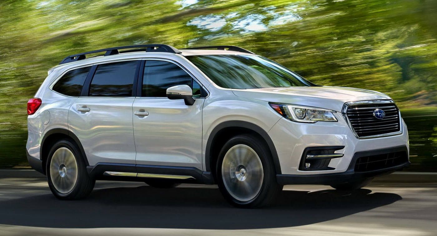 2019 Subaru Ascent 7 Seater Suv Priced From 31 995 Carscoops 7 Seater Suv Honda Pilot Suv