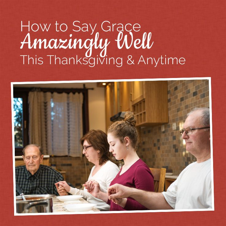 How To Say Grace Amazingly Well Saying Grace Bible Stories For Kids Grace