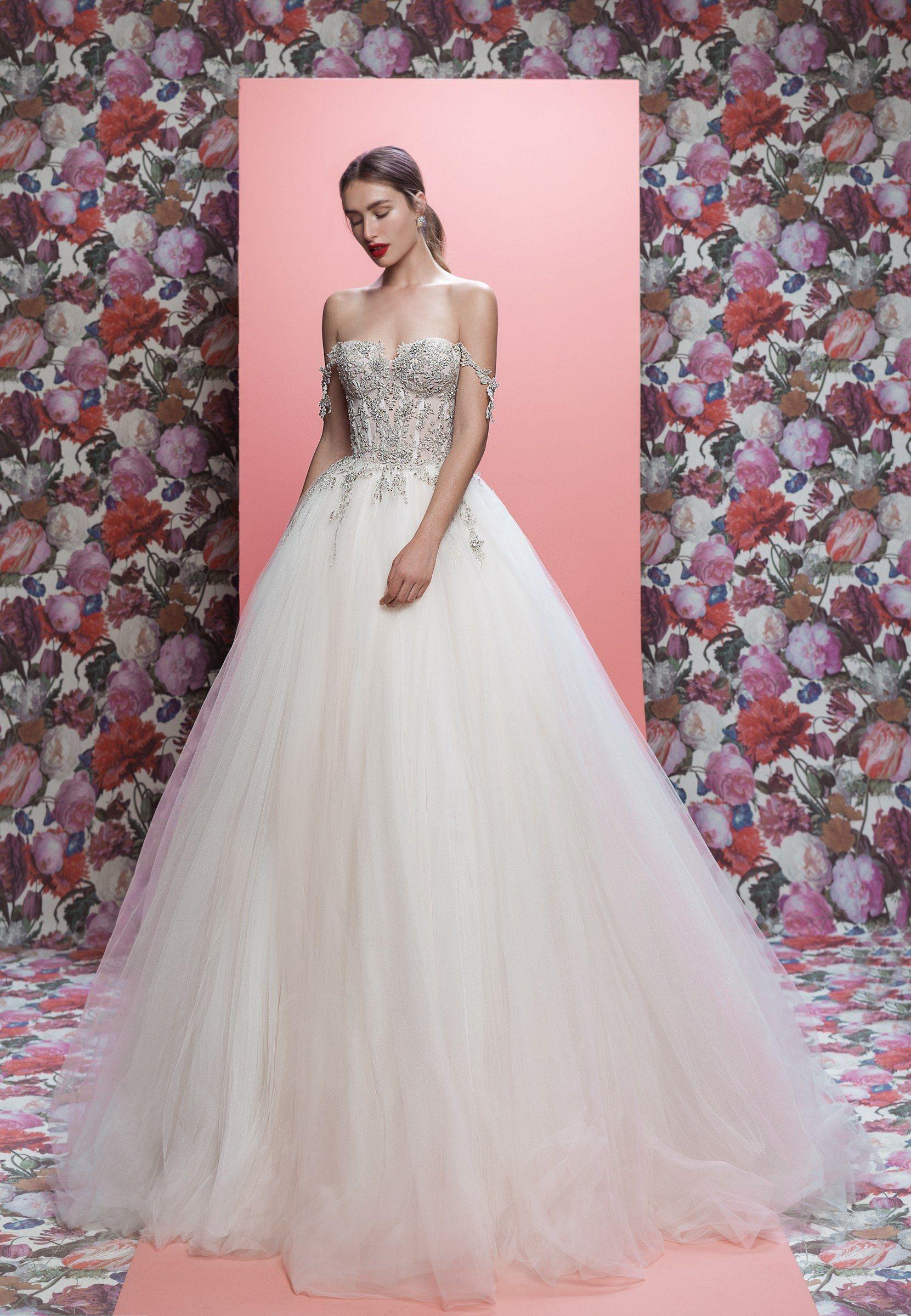 Galia Lahav Couture Spring 2019 Wedding Dress Collection – Part 2