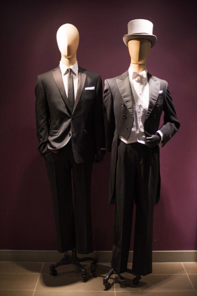 Behind the scenes at Moss Bros. Groomswear | Moss bros, Wedding ...