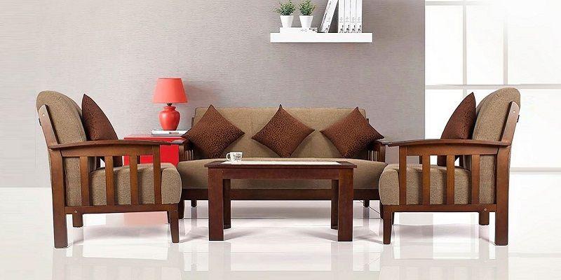 Sleek Wooden Sofa Set Design For Living Room New Model 2018 Sofamoe Wooden Sofa Set Designs Wooden Sofa Designs Living Room Sofa Set