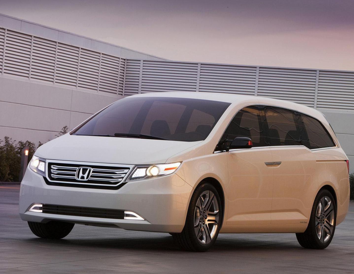 Honda Odyssey Photos and Specs. Photo Odyssey Honda