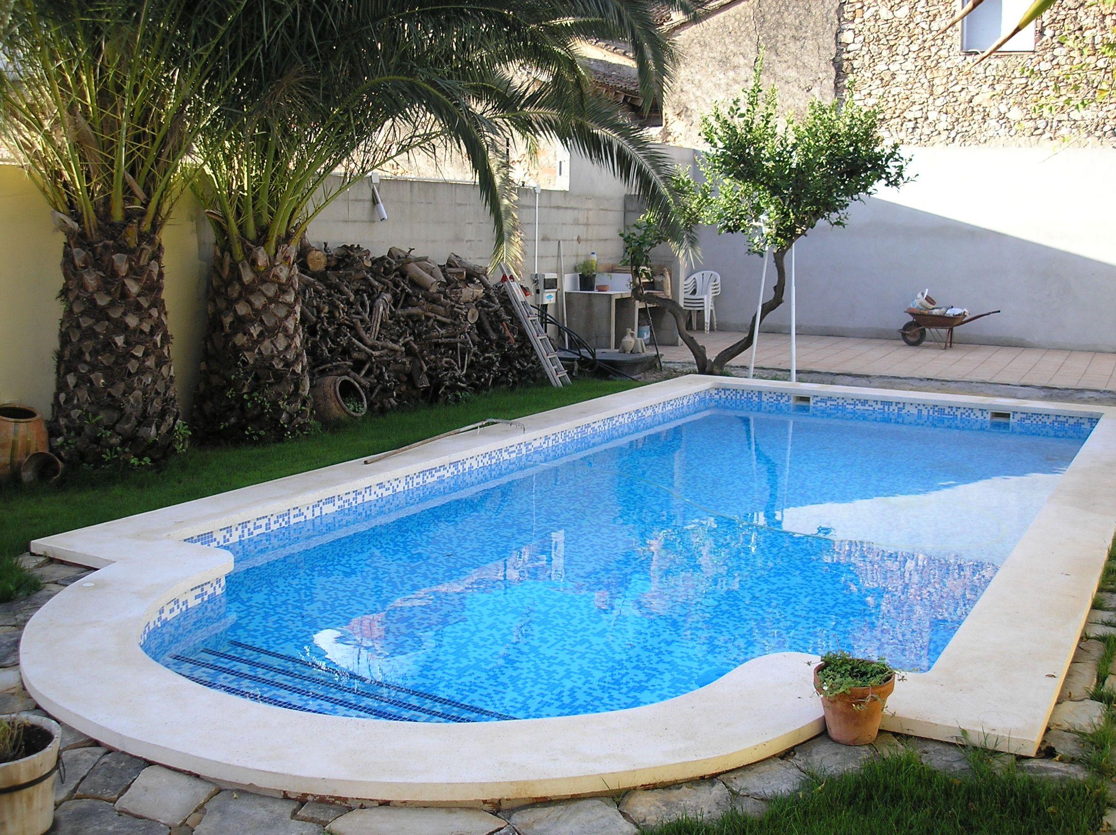 Piscina de hormig n gunitado piscinas para uso for Piscina climatizada valencia