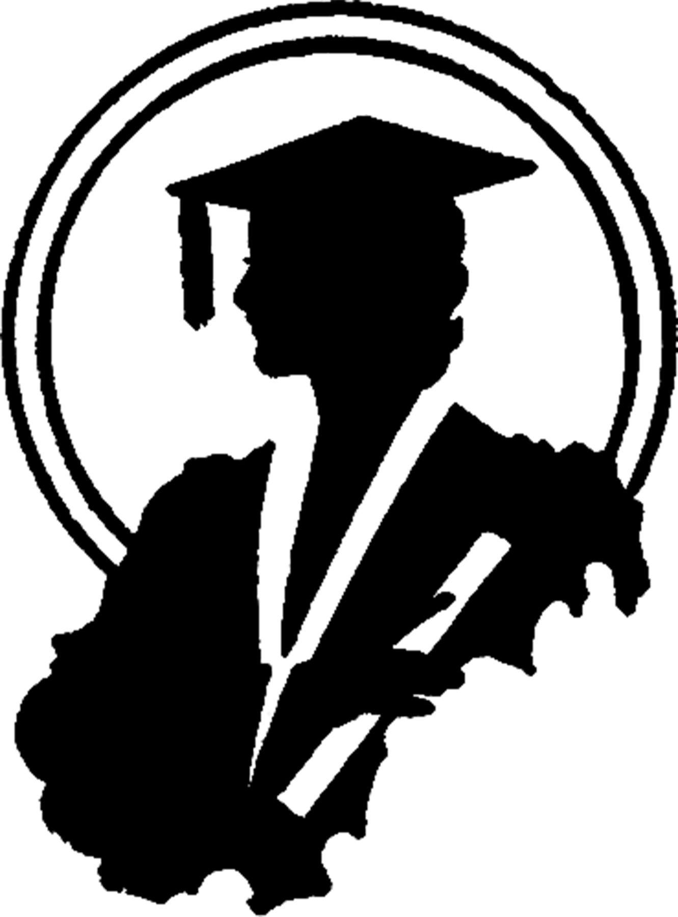 Graduation Silhouette Girl Image