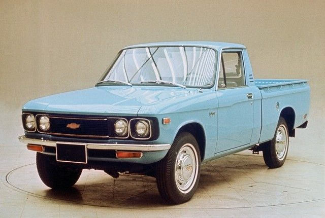 1972 Chevy Luv In Spring Of 1972 Chevrolet Started Selling The Luv