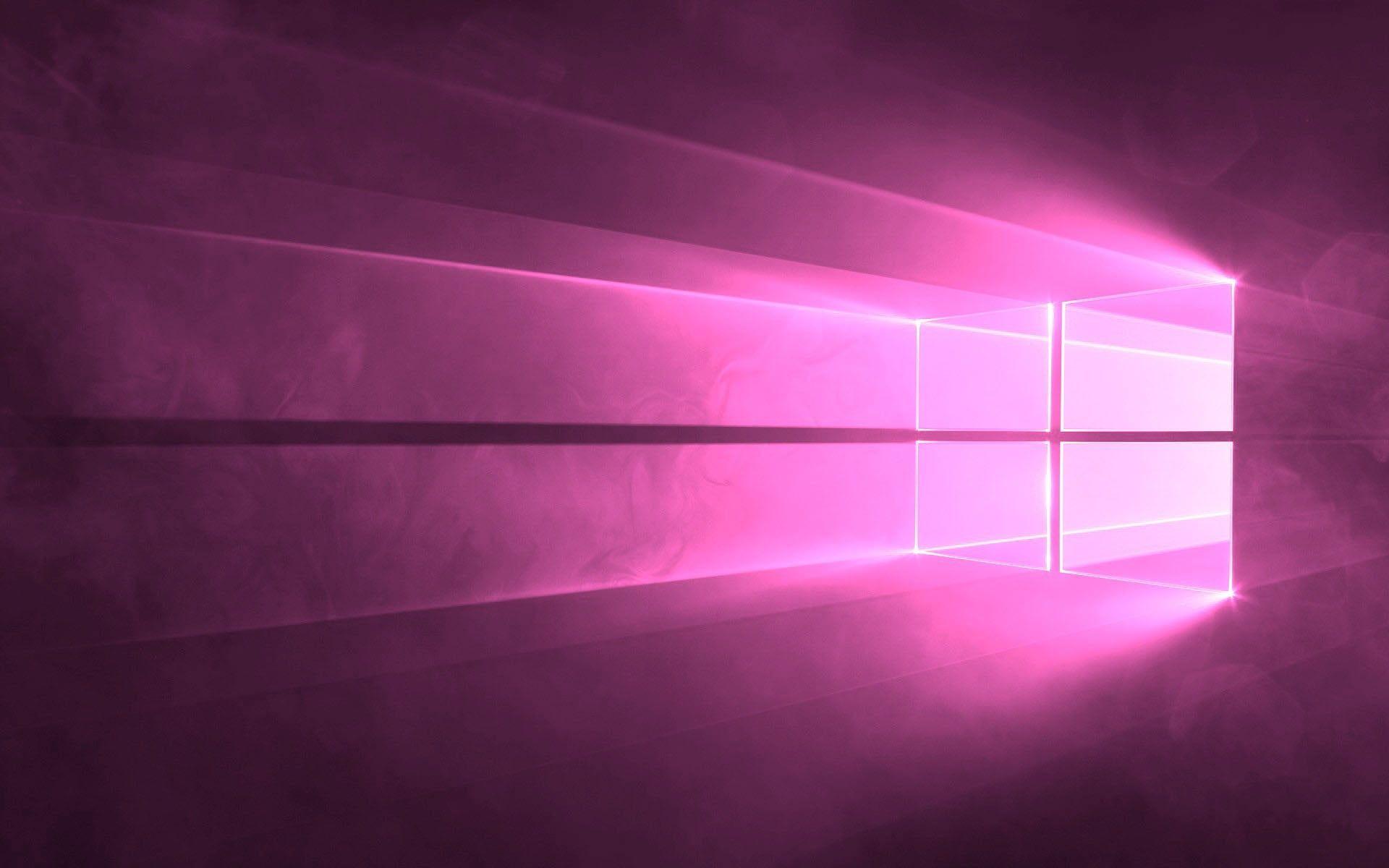 Untitled Windows 10 Microsoft Windows Operating System Logo Magenta Pink Pink Back In 2021 Microsoft Windows Operating System Windows 10 Microsoft Microsoft Windows