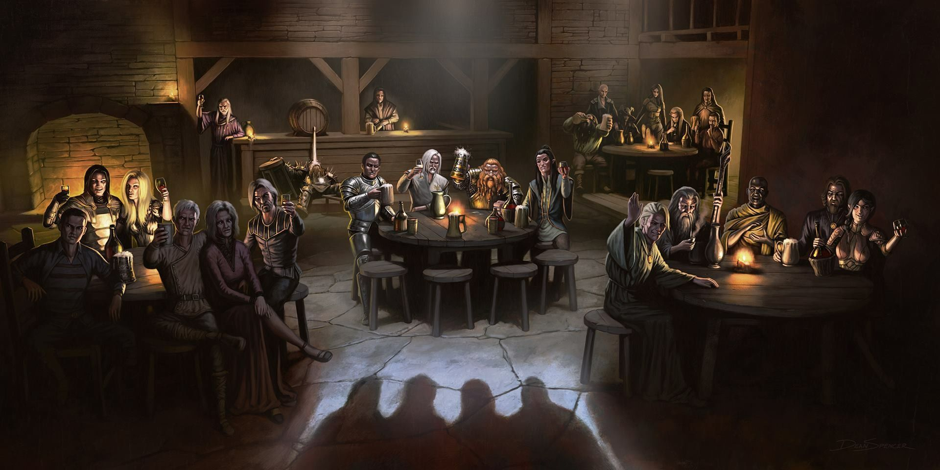 Pin By Randyll Blackwood On Fantasy Taverns Inns And Towns Castle World Racism