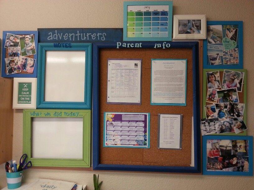 Toddler Schedule Boards In School Rooms