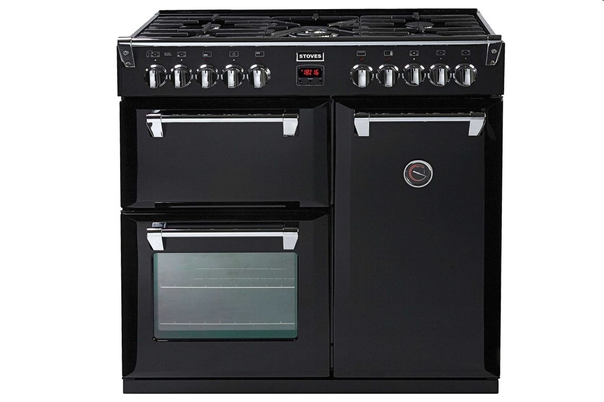 Belling 90cm Freestanding Oven with Gas Cooktop from Harvey Norman ...