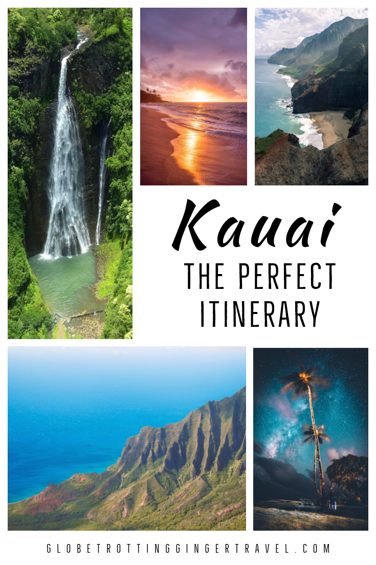 Kauai, Hawaii is my favorite place in the world. This guide will show you the best things to do in Kauai on a 5 day Itinerary.