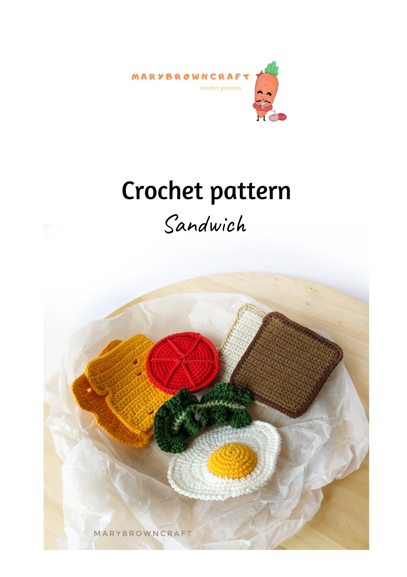 Beading #Crochet Crochet Food Cake, Crochet Food Drops Design, Crochet Food Ke ...