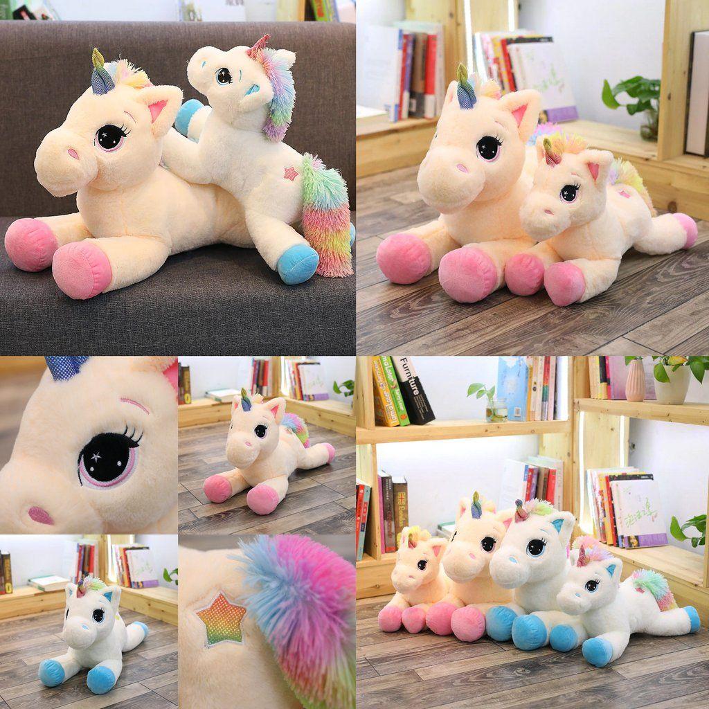 Plush Unicorn Stuffed Toy Stuffed Animals, Plush Toys