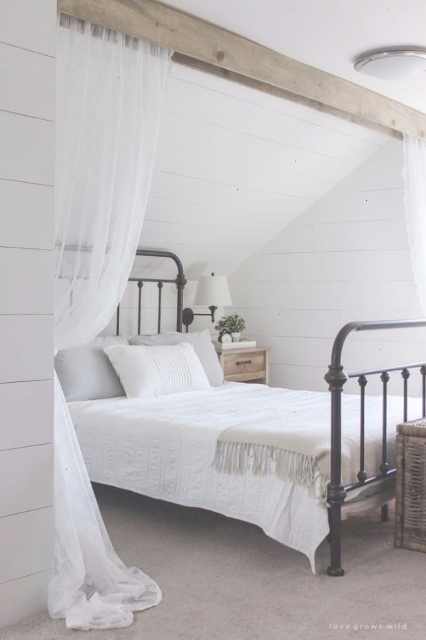 Shabby Chic Decor And Bedding Ideas   Wood Beam And Lace Curtains   Rustic  And Romantic Vintage Bedroom Living Room And Kitchen Country Cottage Furu2026