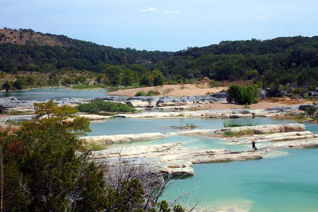 These 20 Gorgeous State Parks In Texas Will Knock Your Socks Off Pedernales Falls State Park Texas State Parks State Parks