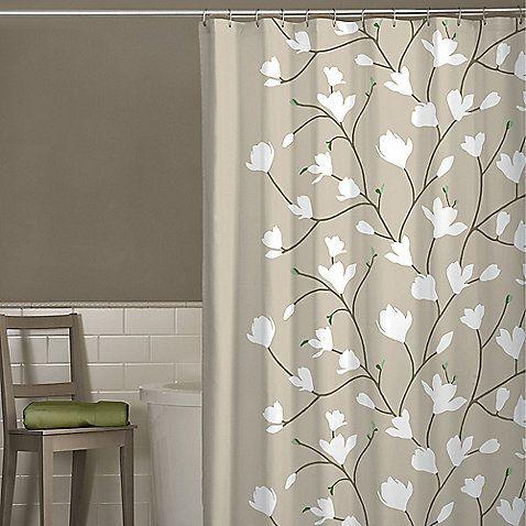 Heidi Cherry Blossom Shower Curtain-BED Bath & Beyond